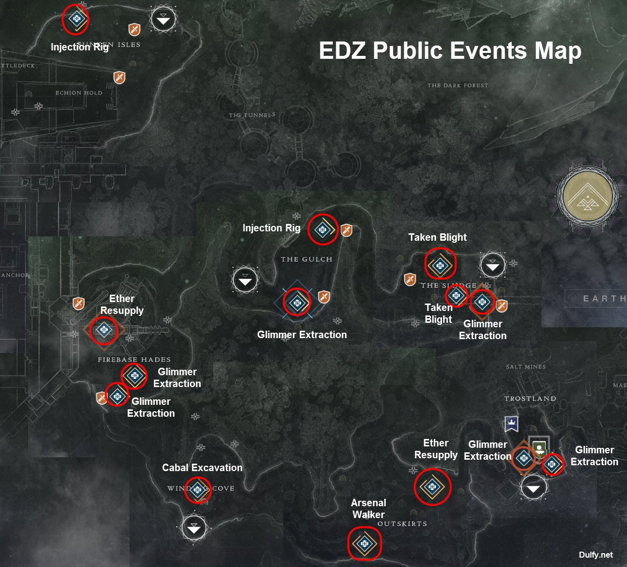Destiny 2 Heroic Public Events Guide - Dulfy