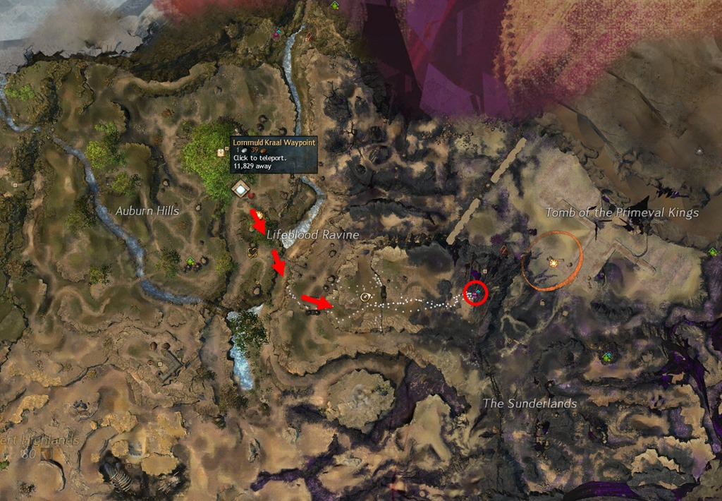 Gw2 Path Of Fire Desert Highlands Mastery Insights Guide Mmo Guides Walkthroughs And News