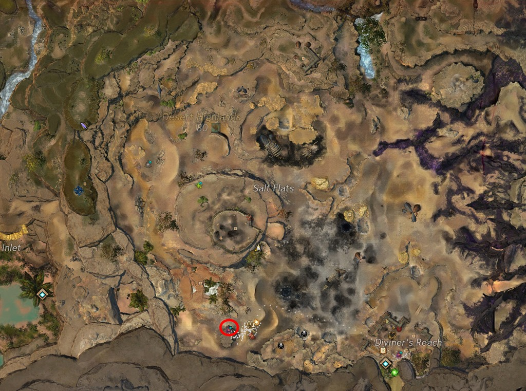 Gw2 Path Of Fire Desert Highlands Mastery Insights Guide Dulfy