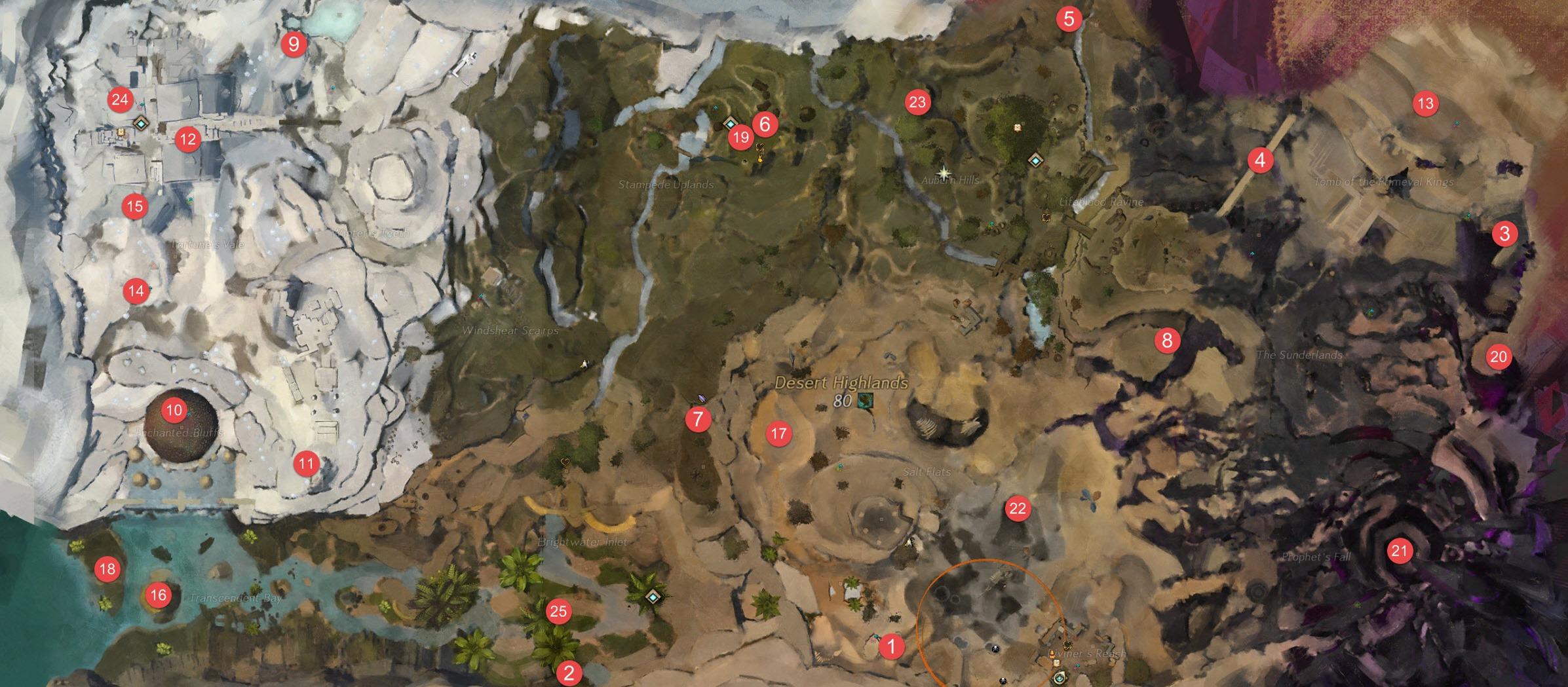 gw2-dwarven-remnants-achievement-guide-map