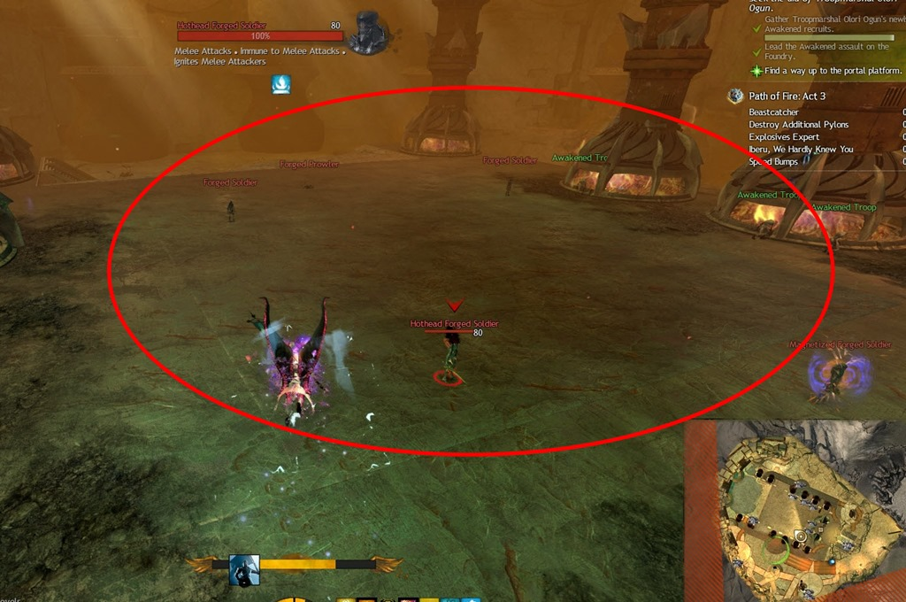 GW2 Path of Fire Act 3 Story Achievements Guide - Dulfy