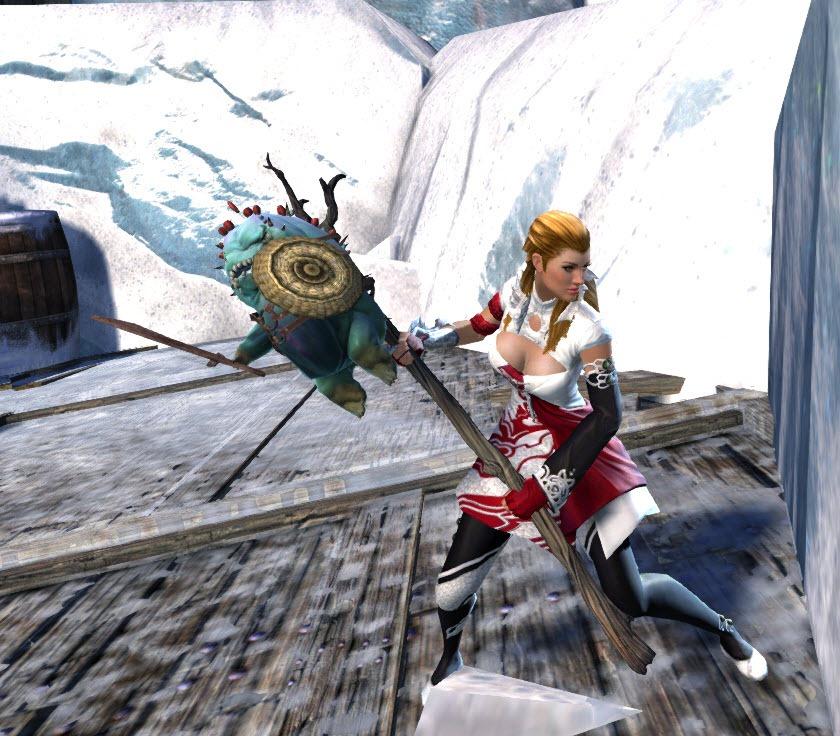 Gw2 Gemstore Update Choya Hammer Skin And Mini Choya