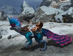 gw2-resplendent-avian-raptor-skin