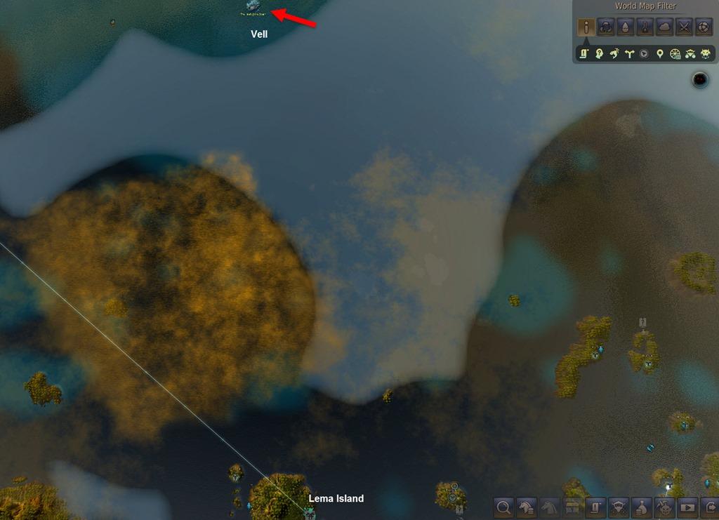 Black Desert Vell Sea Monster Guide - Dulfy