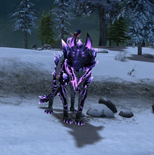GW2 Gemstore Update–Branded Mount Skins and Appearance