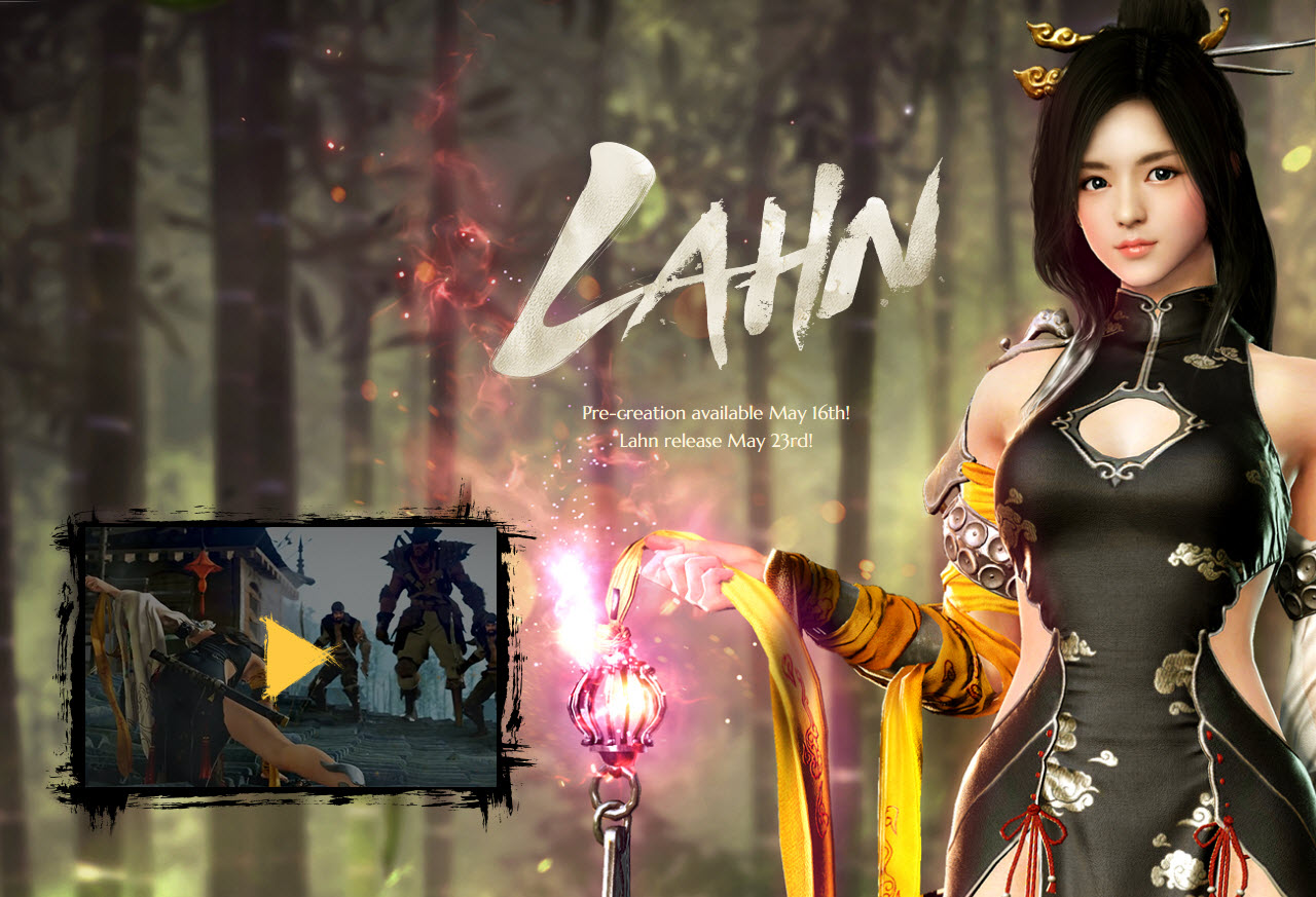Black Desert Lahn class coming to NA/EU servers May 23 - Dulfy
