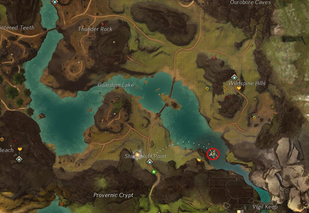GW2 Sunken Treasure Hunter Achievement Guide - Dulfy