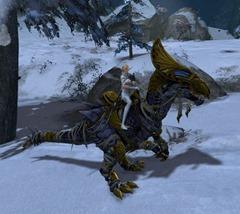 gw2-awakened-mounts-pack-raptor