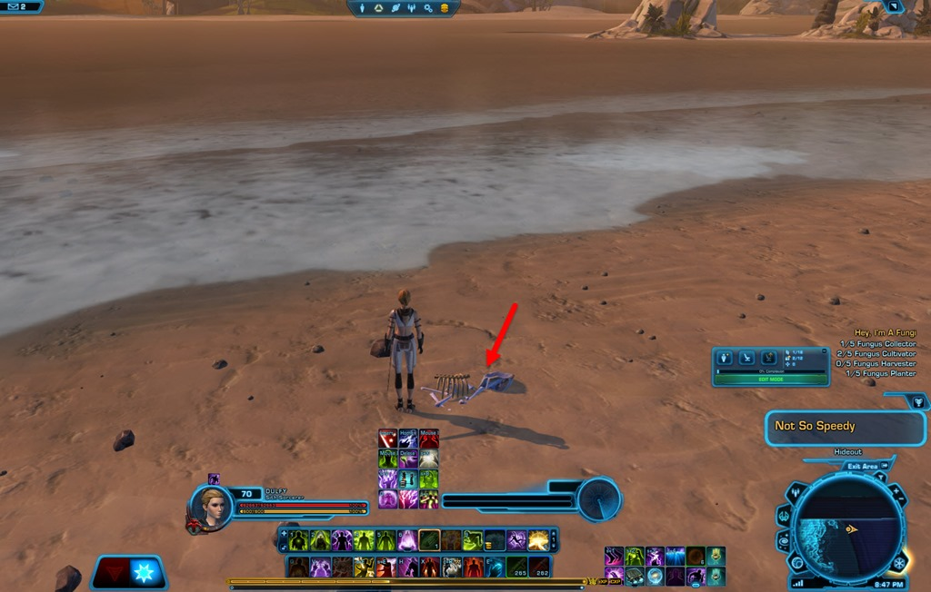 SWTOR Rishi Stronghold Secret Achievements Guide - Dulfy