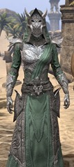 Dremora-Homespun-Female-Robe-Close-Front