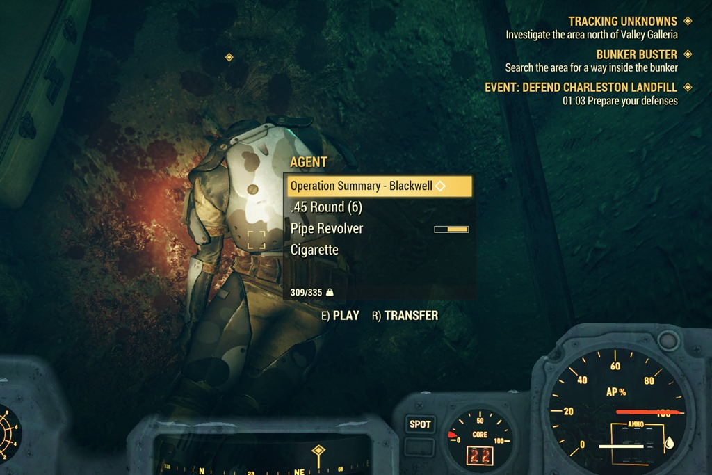 Fallout 76 Enclave Faction Quests Guide - Dulfy on