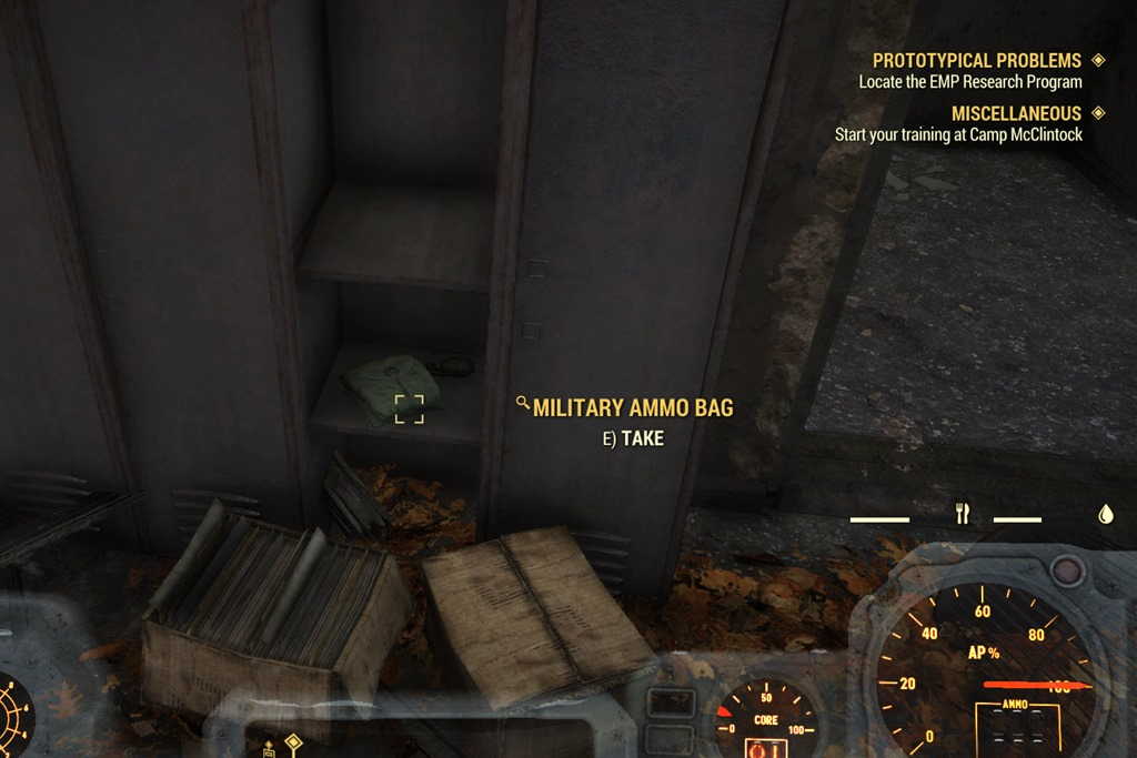 Fallout 76 Resource and Crafting Materials Acquisitions