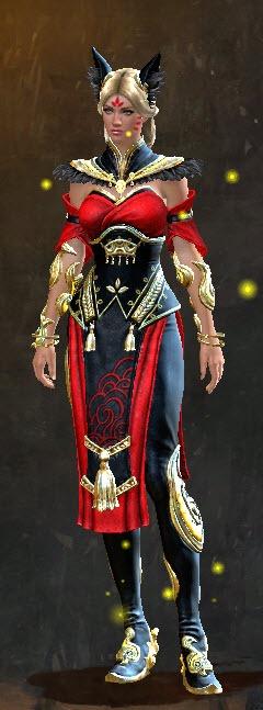 Gw2 Shrine Guardian Outfit