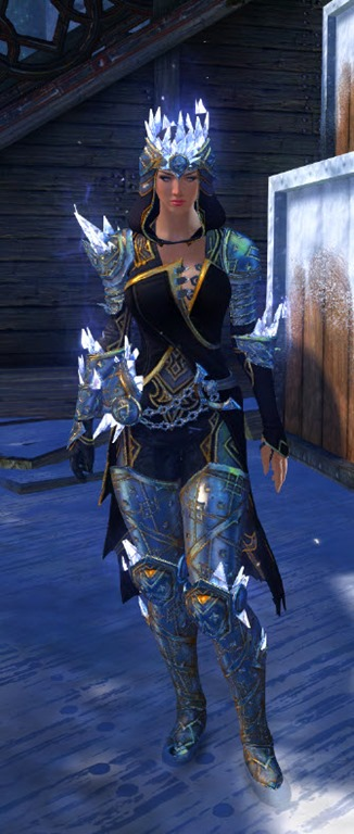 GW2 Gemstore–Defiant Glass Package & Sacred Dyes - Dulfy