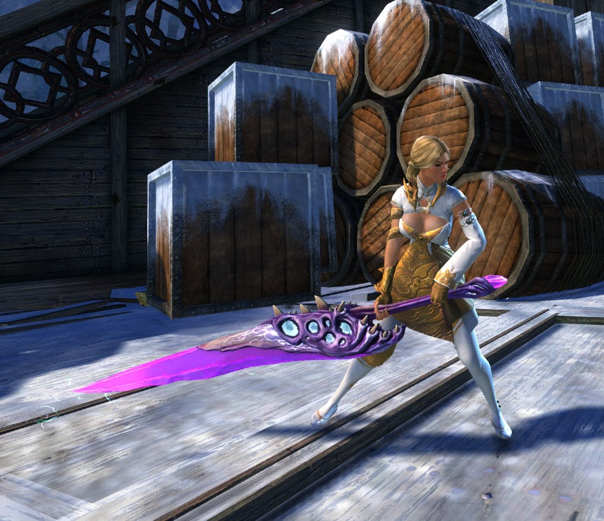 GW2 Helpful Hero Current Events and Riftstalker Weapons