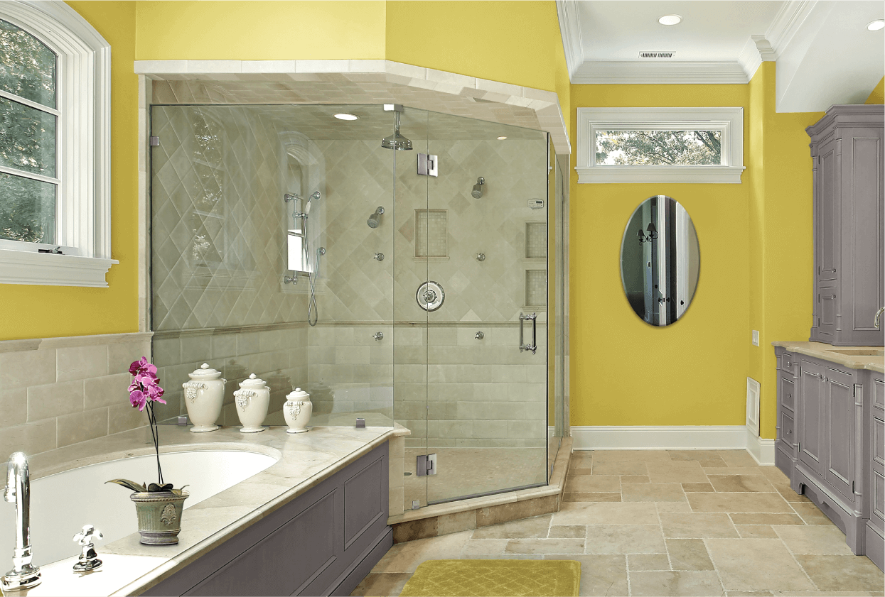 Your Experts For Glass Shower Doors Mirrors Railings Partitions Sneeze Guards And More I Dulles Glass