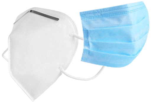 Dunbar Personal Protective Equipment (PPE) Face Masks
