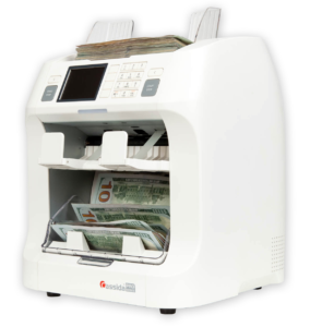 Cassida Zeus money counter cash discriminator
