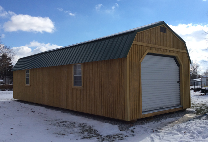 One Car Portable Garage For Sale Single Portable Garages: Storage Buildings Charleston Wv
