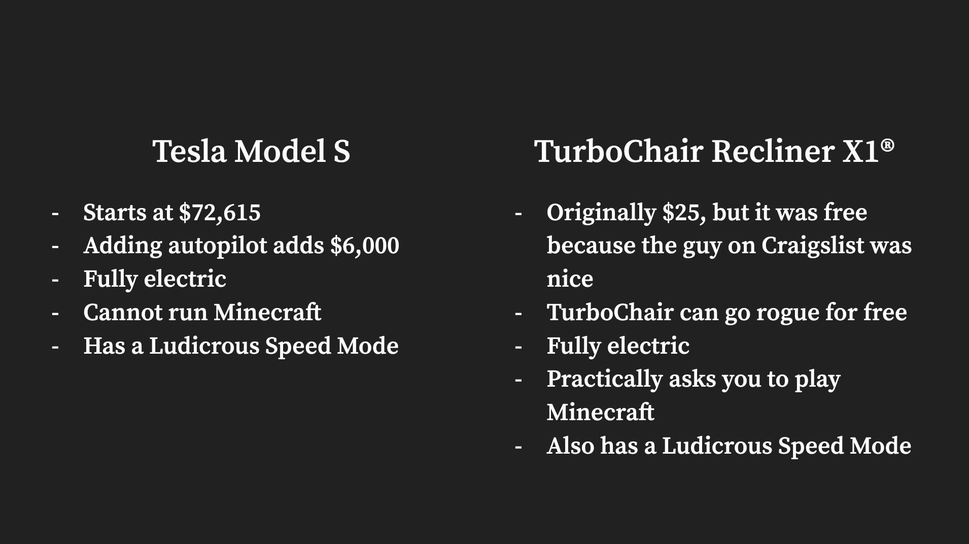Presentation slide #2