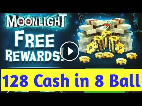 Video - 💕Wow💕 128 Cash in 8 Ball Pool Cash | Ball Pool 8
