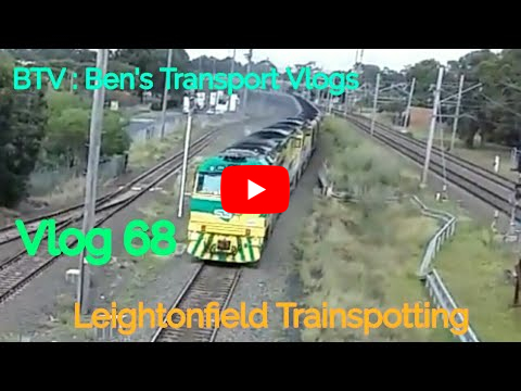Transport Nsw With Ben Vlog 68 Leightonfield Station