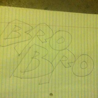Serious D Aka Bro-Bro