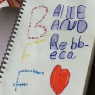 Allie And Rebbeca