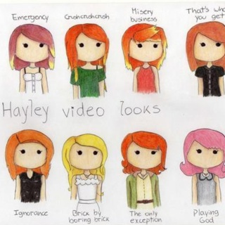 Hayley Williams!!!<3