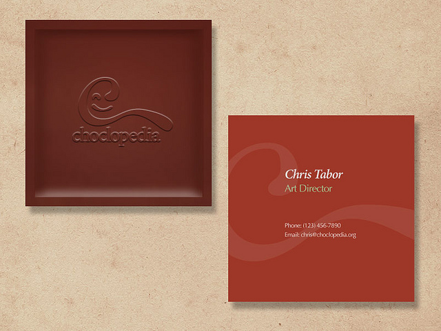 choclopedia-chocolate-business-cards