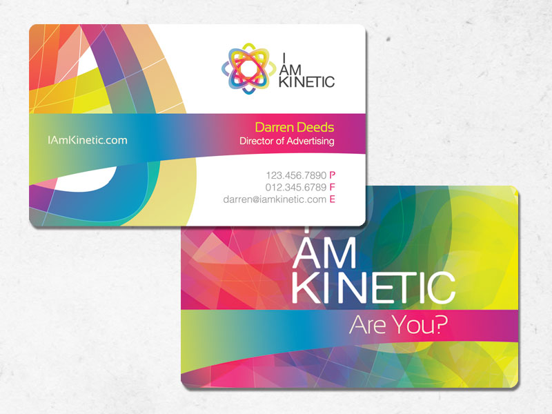 iak business cards