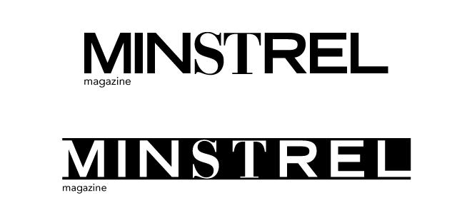 Minstrel Magazine Logo