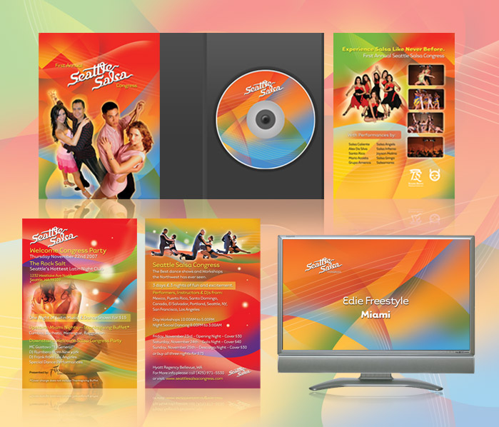 SSC dvd jacket design