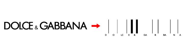 dolce & gabbana brandcode