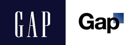 gap new logo