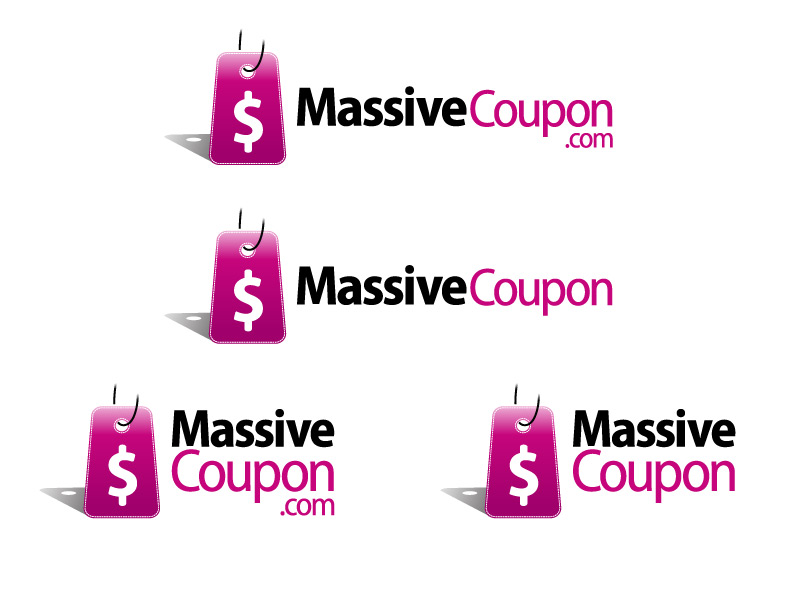 Massive Coupon Logo Digital Defiant Studios Seattle Web