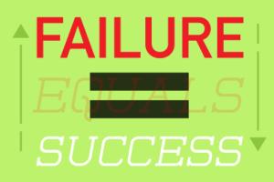 failure equals success