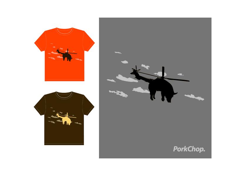 porkchop shirts