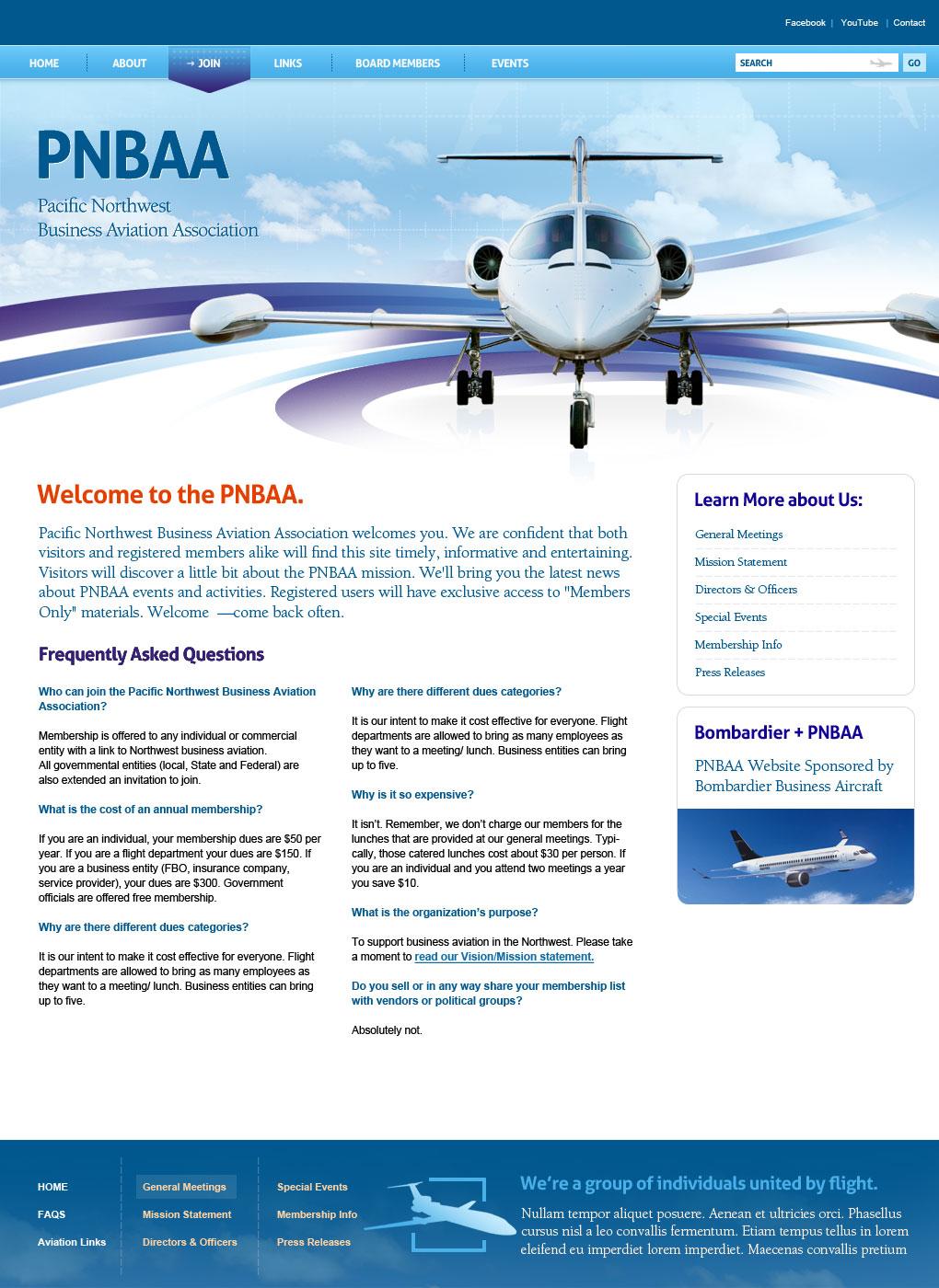 PNBAA_Website_homepage_design