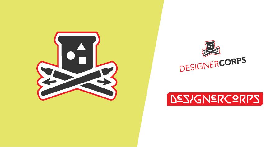 designer corps logos