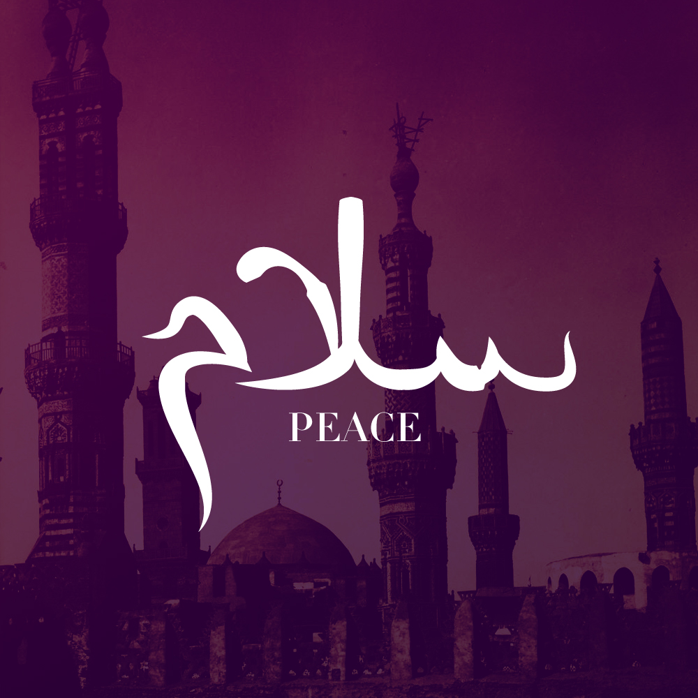 Salam Calligraphy Designs Digital Defiant Studios