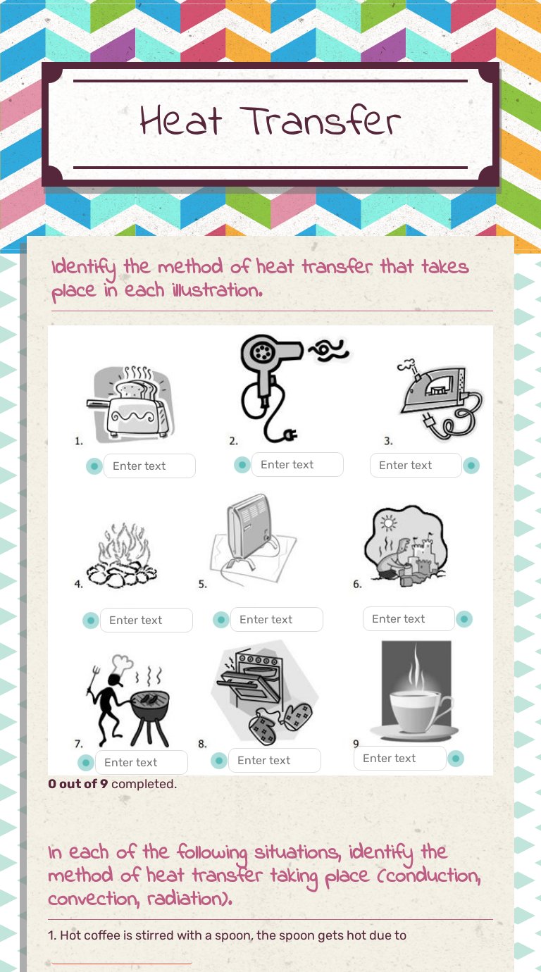 Worksheet Preview by Rebecca Mathews Blended Worksheets | Wizer.me