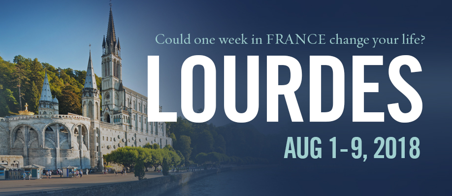 France Pilgrimage - Join Dynamic Catholic on an unforgettable pilgrimage that will change your life. August 1–9, 2018