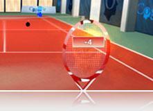 Tennis Bom