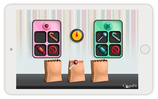 Aufmerksamkeit und Konzentration trainieren CogniFit Spiele