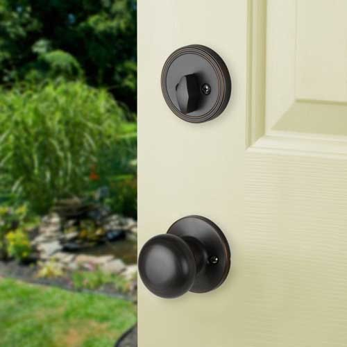 Tahoe aged oil rubbed bronze door hardware knobs locks ebay - Interior door levers oil rubbed bronze ...