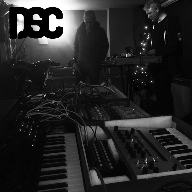 dystopian sound collective at The Smokehouse in Ipswich