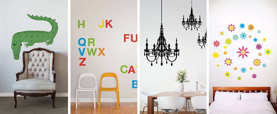 wall decals - Wall Design Decals