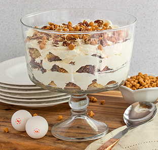 Butterscotch Whiskey Trifle