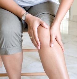dor no joelho machuca